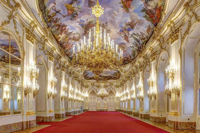 Tours Vienna, Schonbrunn Palace facts, Small Gallery