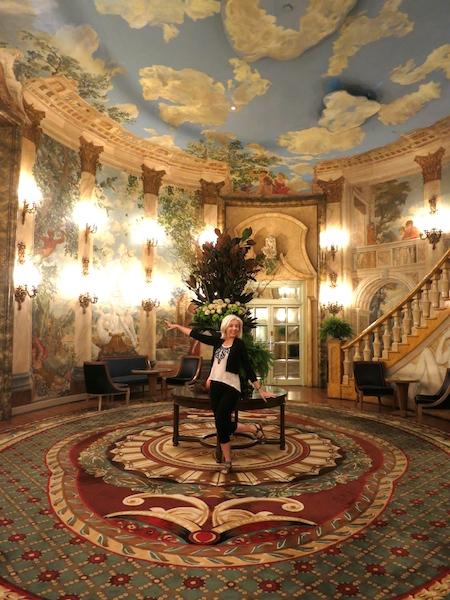 WanderingCarol.com review The Pierre hotel