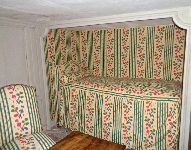 Visiting Versailles, Private Tour, Alcove sleeping
