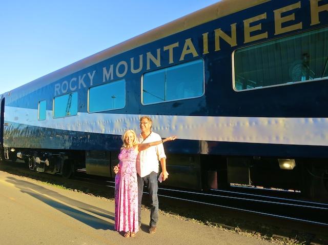 Blog Ambassadorship Rocky Mountaineer Wandering Carol
