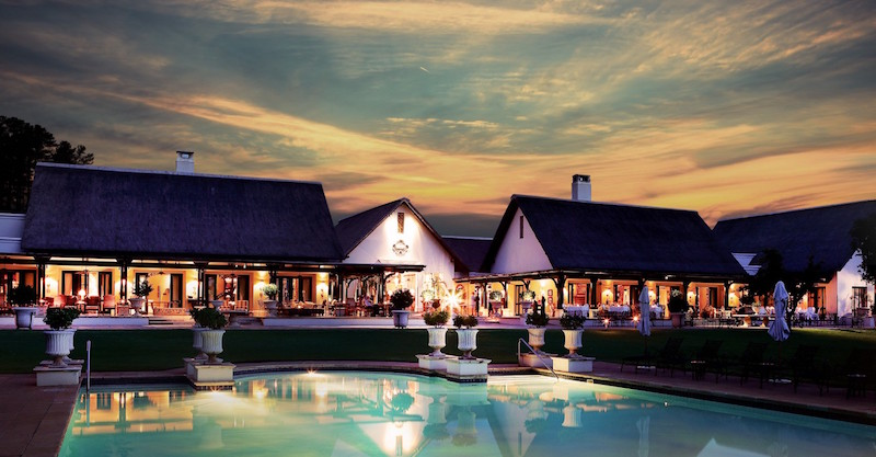 Best hotel in Victoria Falls, The Royal Livingstone Hotel pictures