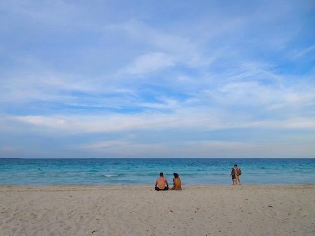 Romantic Cuba, Paradisus Princesa del Mar beach