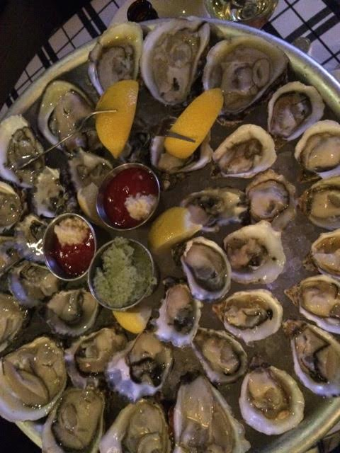 Weekend in Chicago, where to eat, oysters