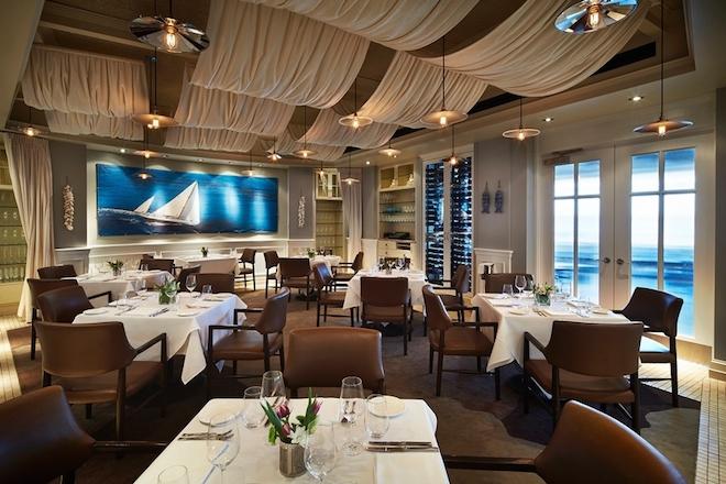 Fiola Mare Restaurant, one day in Washington DC