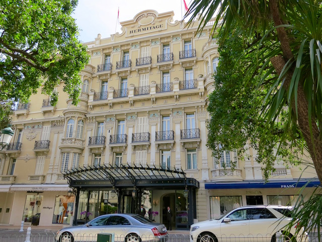 Hermitage Hotel Things to do in Monte Carlo