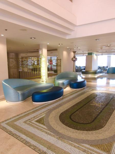 Israel Dead Sea hotels, Herods lobby