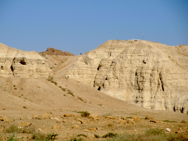 Qumran caves, Dead Sea Scrolls Judean Desert