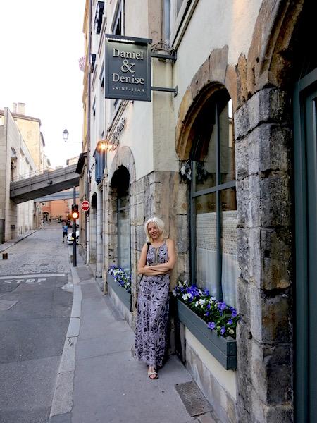 Daniel & Denise, Lyon restaurant in France