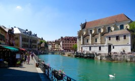 Old Town, one day in Annecy