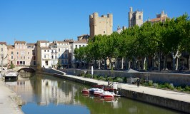 Day trip to Narbonne, Canal