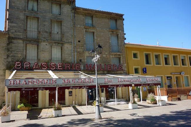 Pezenas, the Moliere town