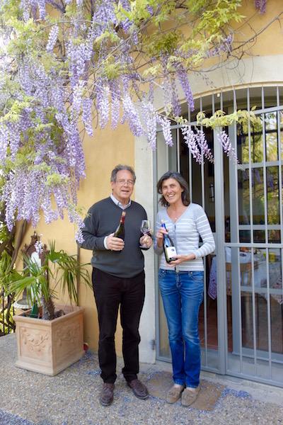 Vanho winery Languedoc