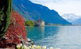 Chillon Castle near Montreux