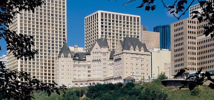 Edmonton luxury hotel The Macdonald