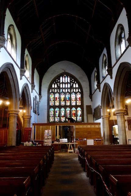 Bronte Parish Church Haworth England