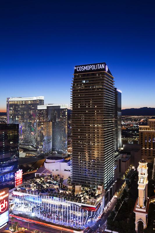 Girls getaway Cosmopolitan of Las Vegas
