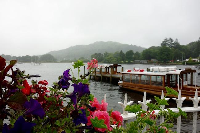 Lake District cruise Ambleside
