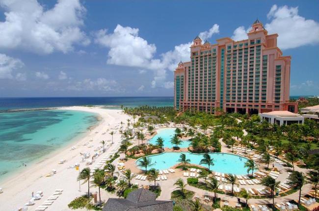 The Cove Atlantis Girls weekend getaway