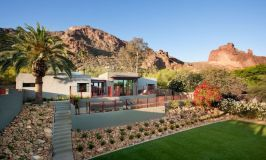 The Spa House, Sanctuary at Camelback, Scottsdale Arizona