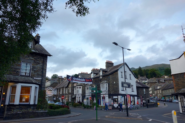 Things to do in the Lake District, visit Ambleside