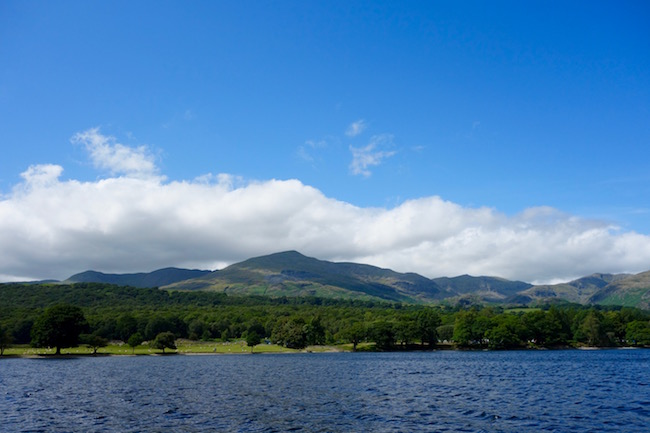 Things to do Lake District visit Coniston Water
