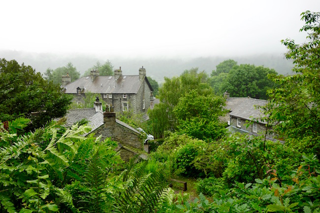 Things to do in the Lake District visit Dove Cottage