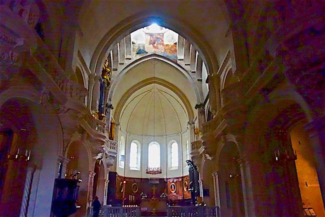 Avignon Cathedral Notre-Dames des Bons