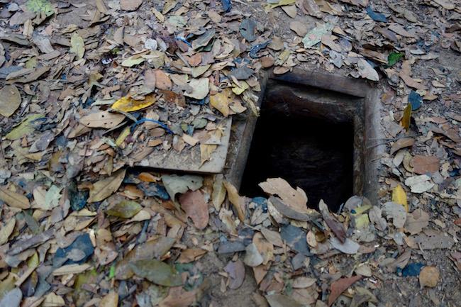 Cu Chi Tunnels Vietnam, day trip from Saigon