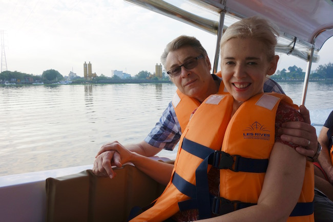 Review of Les Rives river tours Saigon