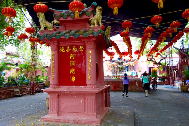 Saigon attractions, Jade Emperor Pagoda