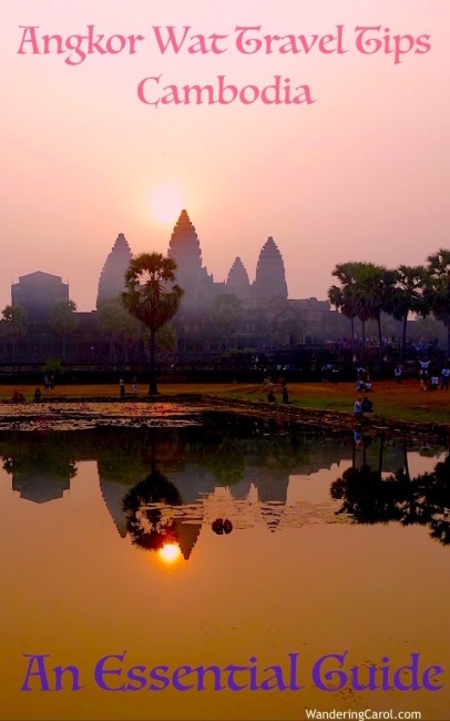 If you're planning a trip to Angkor Wat and Siem Reap in Cambodia, here is an essential guide full of travel tips and advice on the best place to see the sunrise, sunset and everything in between.