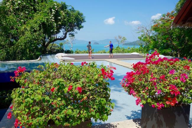 Cool Spa Sri Panwa Phuket