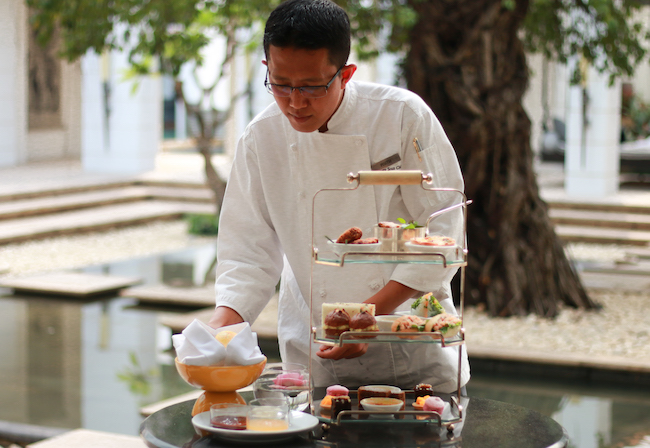 Where to eat in Siem Reap, Chef Pisith at the Park Hyatt