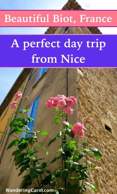 Biot France is a scenic hilltop town in the French Riviera. This fascinating South of France town makes a great day trip from Nice, Cannes or Antibes. For the perfect one day in Biot itinerary read on.