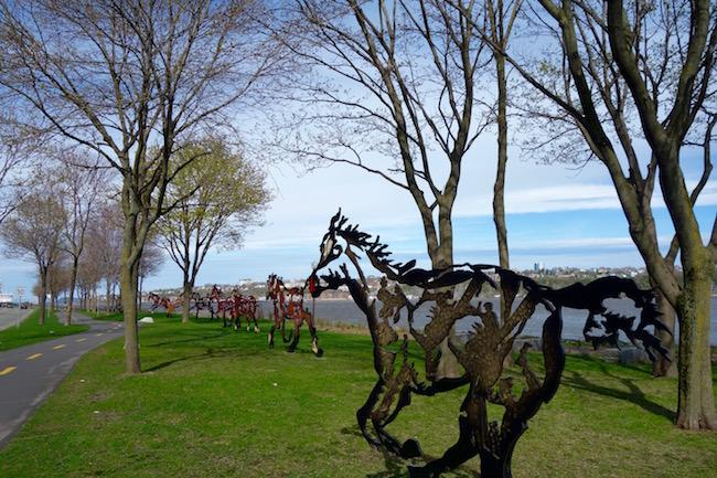 Visit Petit Champlain in Quebec City