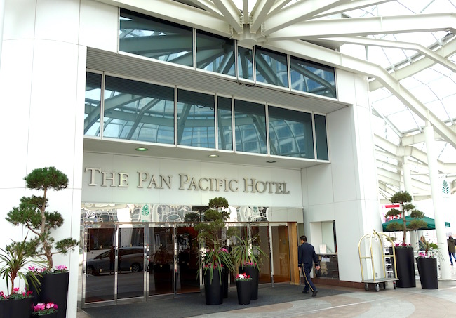 Pan Pacific Hotel Vancouver