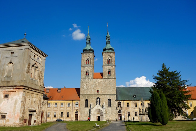 Tepla Monastery day trip from Karlovy Vary, Marianske or Prague