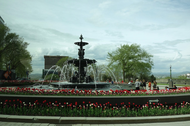 What to do in Quebec City, Parliament Square