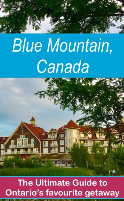 Blue Mountain Resort, Ontario, is the perfect weekend getaway from Toronto. Located at the base of the Niagara Escarpment and at the foot of Georgian Bay, Blue Mountain Village is Ontario's biggest ski resort and has a lot to offer year round, from hiking and mountain biking to E-Bike tours, family entertainment and plenty of outdoor adventure.
