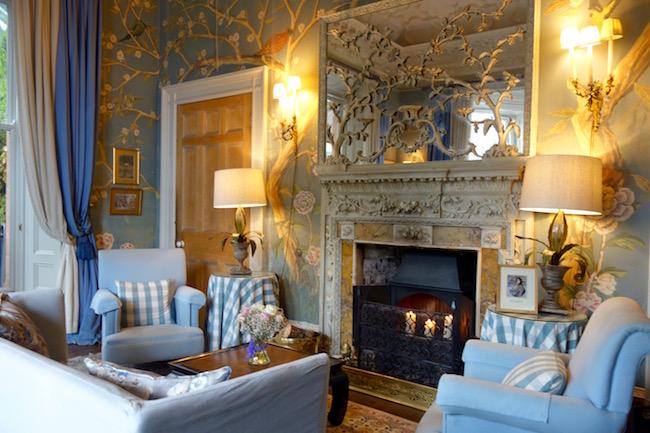 Castle Leslie, top Ireland castles hotel