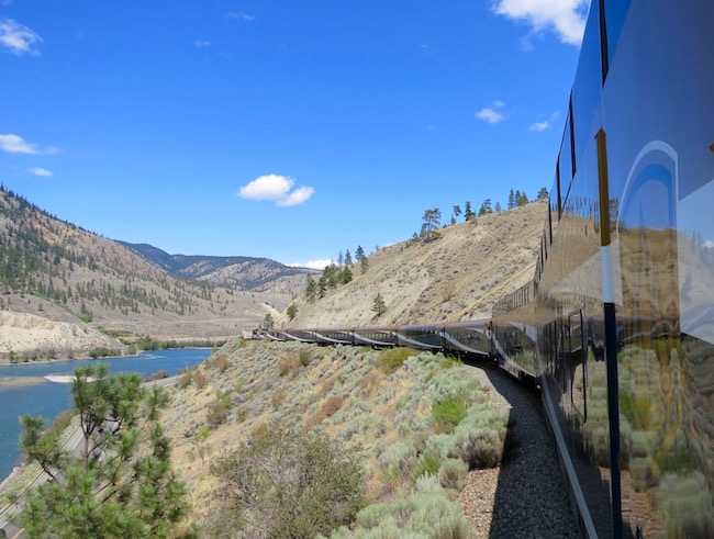 Rocky Mountaineer destinations