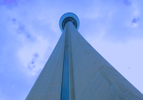 Toronto attraction: CN Tower