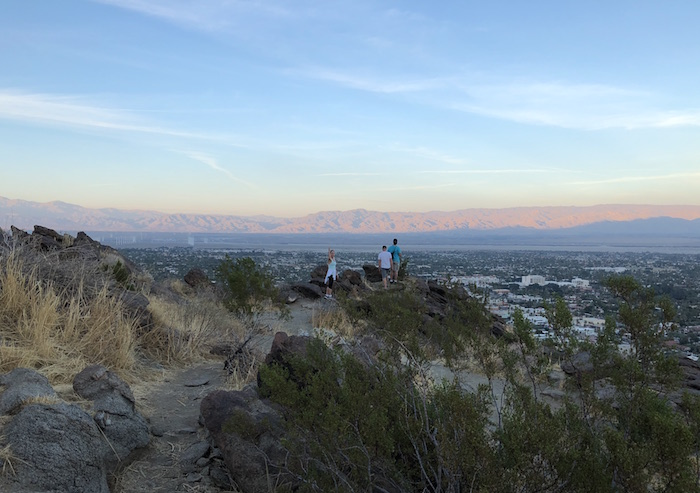 Hiking Palm Springs Museum Trail