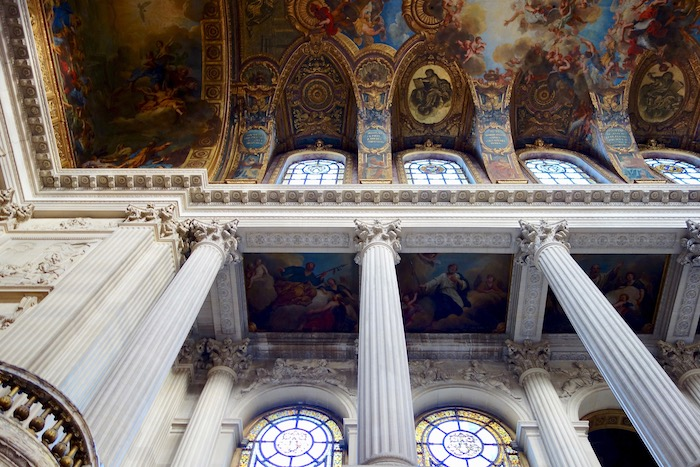Best way to tour Versailles, Royal Chapel