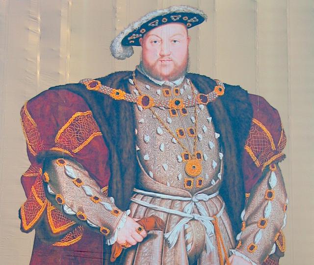 Henry VIII and Anne Boleyn sites England