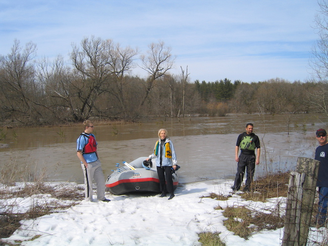 Ontario rafting Grand Experiences
