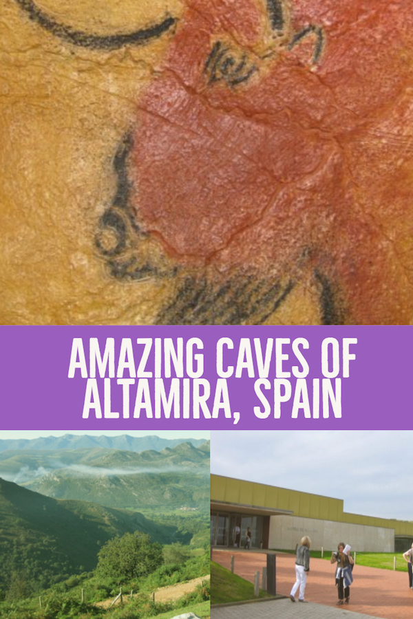 The amazing Caves of Altamira, Spain, are in northern Spain and offer a fascinating glimpse into prehistoric culture.