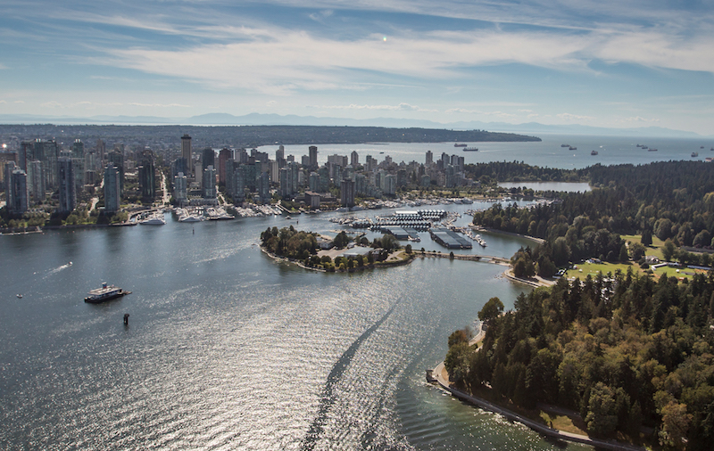 Rocky Mountaineer packages Vancouver