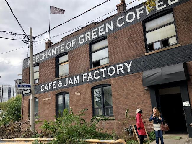 Merchants of Green Coffee, where to hang out in Toronto's east side