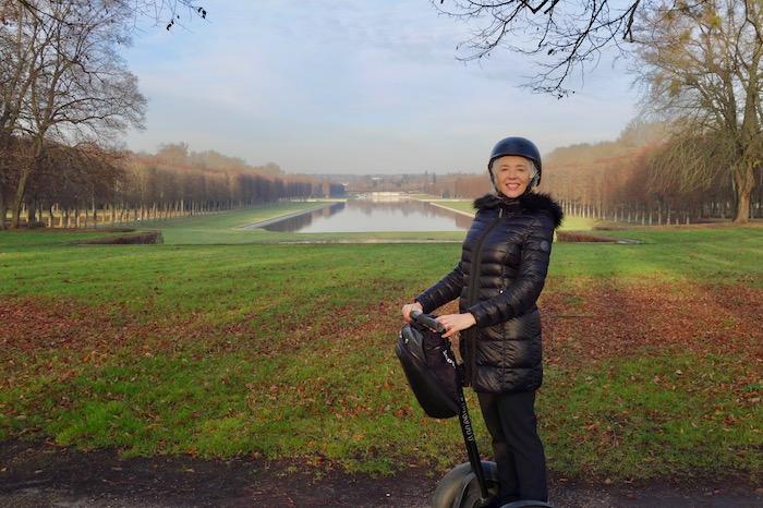Segway tour of Versailles
